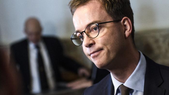 Esben Lunde Larsen trækker 40-50 årsværk fra Miljøstyrelsen til departementet.