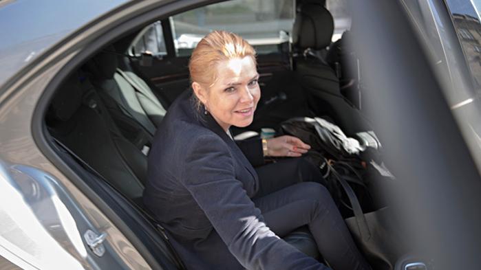 Inger Støjberg har med egne ord beskrevet, hvordan hun har lagt pres på sit embedsværk