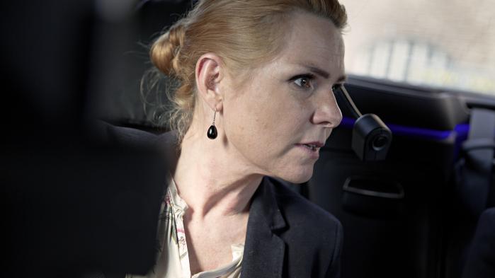 Inger Støjberg har med egne ord beskrevet, hvordan hun har lagt pres på sit embedsværk.