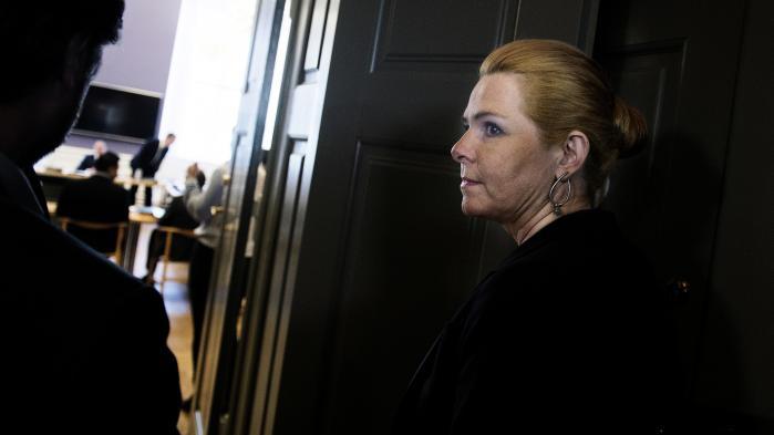 'Vi har reddet fire piger her fra at bo sammen med en mand, de ikke ønsker at bo sammen med, og det er jeg ganske godt tilfreds med', sagde Inger Støjberg på samrådet. Det viser sig nu ikke at være rigtigt.