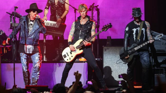Mange år efter talte vi om, at Guns N' Roses var alt det, vi principielt hyldede: Det var grænseoverskridende, og det var jo decideret farlig musik. Kill your idols. Det var dem, som gjorde det.