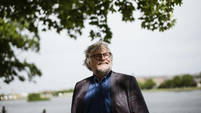 Han har formet den kreative klasses børn gennem 30 år. Nu går han på pension.
