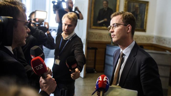 EU-Kommissionens tilbud om at omprioritere i landbrugsstøtten bliver afvist af miljøminister Esben Lunde Larsen.