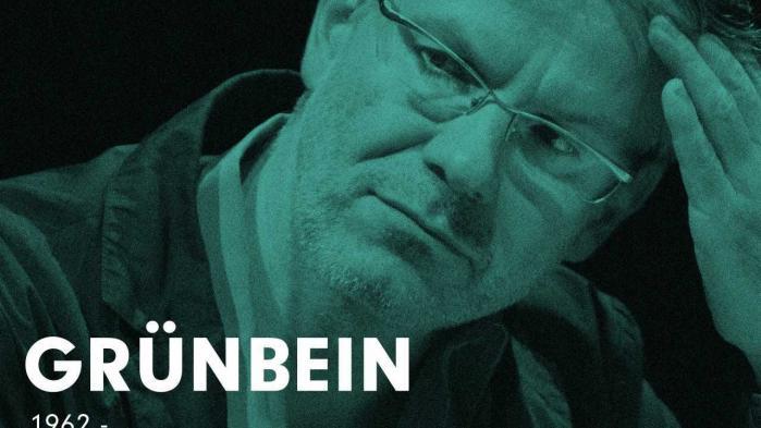 Vaklende mellem desillusion og håb, pessimisme og galgenhumor, sætter Durs Grünbein billeder på sin absurde samtid