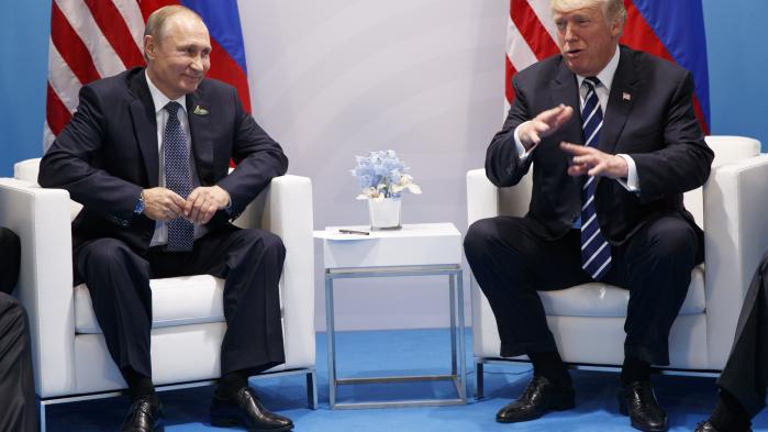 New Republic kan spore en forbindelse mellem Rusland og Trump så langt tilbage som 1984.