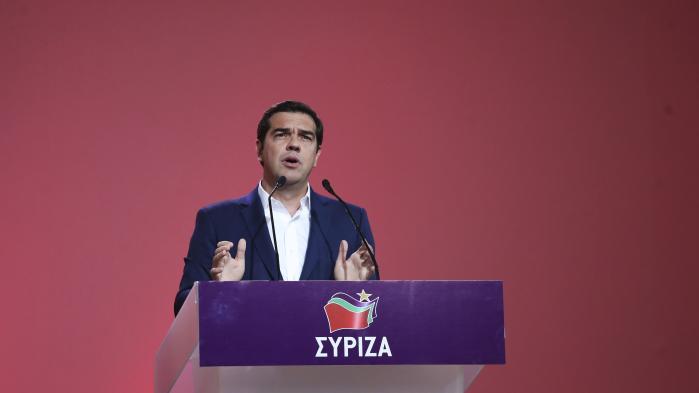 Alexis Tsipras popularitet har været for nedadgående. Ikke desto mindre håber han at blive husket for at have bragt sit land ud af krisen: »Jeg formåede at hive landet op af den sump, hvor de, der havde fået det til at gå fallit, havde efterladt det.«