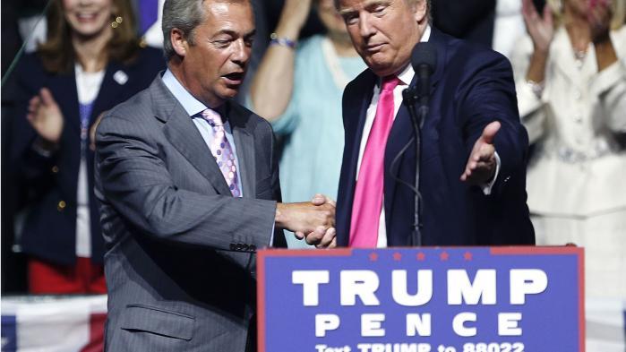 Ved så desperat at klamre sig til deres positioner efter sammenbruddet har de politiske og økonomiske eliter, der skabte det, indledt Trumps og Brexits æra.