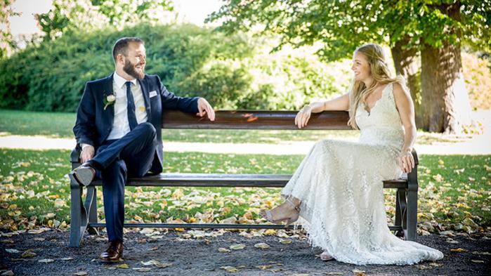 'Gift ved første blik', DR pressefoto