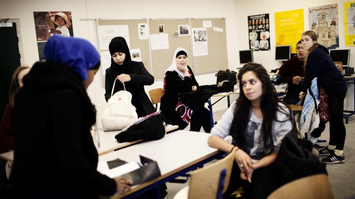 Tidligere på året kom det frem, at tredje generation fra ikkevestlige lande halter lige så langt bagefter i folkeskolen som anden generation.