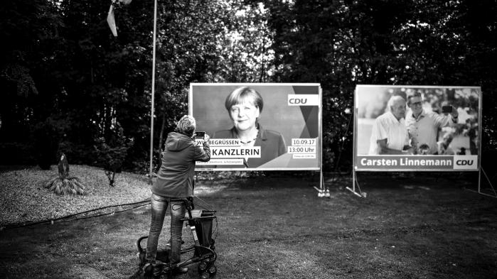 Det står åbent, hvad Merkel egentlig vil på det europapolitiske område – og hvilken indflydelse hendes regeringspartnere vil få.