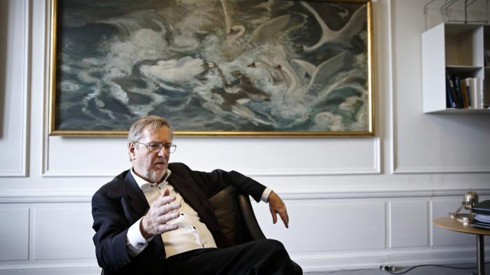 Per Stig Møller husker sit besøg i Washington den 11. september som en del af en delegation forUdenrigspolitisk Nævn på én måde. Søren Søndergaards hukommelse er en anden – selvom han var en del af samme delegation.