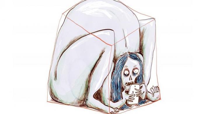 Måske er internettet en mental atombombe, der, hvis vi ikke sætter grænser, kan efterlade vores samfunds- og fællesskabsfølelse som en radioaktiv ødemark