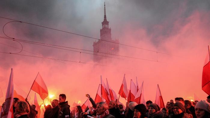 Weekendens demonstationer i Polen var mere end højreekstreme udskejelser, det var også en kamp om den polske – og europæiske – historieskrivning