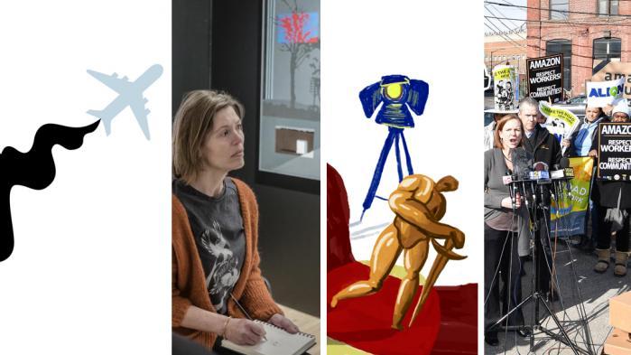 Rasmus Bo Sørensen og Merle Baeré fortæller om vores nye serie om helbredende kunst. Filmredaktør Christian Monggaard varmer op til oscaruddelingen. Og nå ja ... så regner Anna von Sperling på, hvad hendes flyrejser til Thailand har kostet klimaet – og det ser ikke helt godt ud