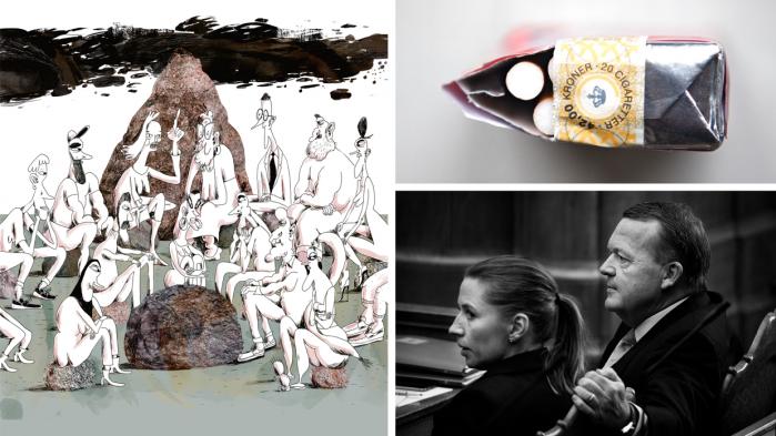Podcast: Løkke lufter tanker om SV-samarbejde, Information lancerer kampagne for klima-borgerting og S afviser at hæve prisen på smøger
