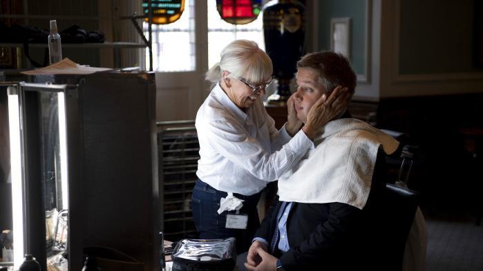 Fotoredaktør Sigrid Nygaard kalder dette foto valgkampens hidtil bedste billede.