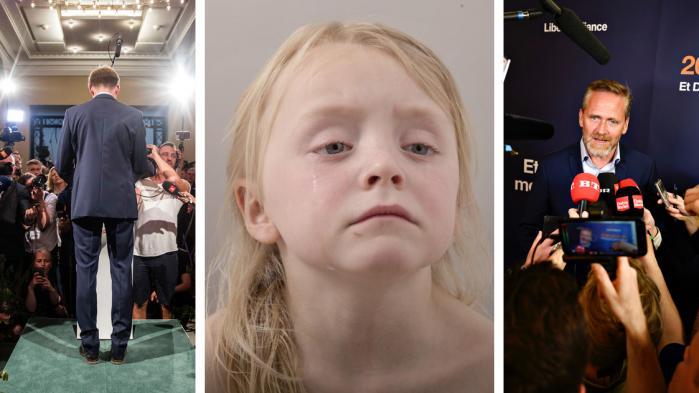 I ugens Radio Information taler vi med fotochef Sigrid Nygaard om hendes fotoserie 'Vi har taget noget fra børnene', der viser en række portætter af grædende børn. Dem bragte vi i avisen, og det affødte en del furore. Og så bobler David Rehling lystigt over de pågående regeringsforhandlinger