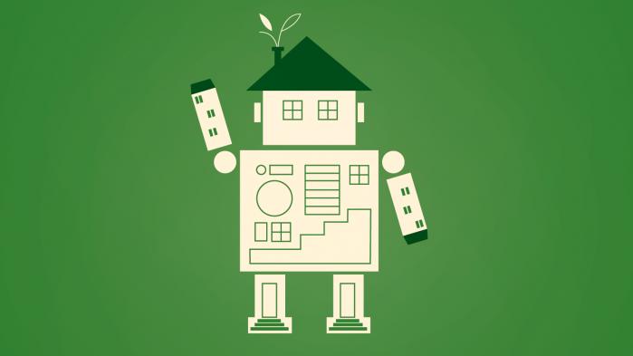 Både driften af og materialer til vores bygninger udgør et stort klimaproblem. Det kræver flere forskellige løsninger – blandt andet, at vi bruger mindre cement og mere træ. Derudover kan robotstyrede bygninger være en af fremtidens løsninger, siger professor Mikkel K. Kragh i Informations klimapodcast 'Den grønne løsning'