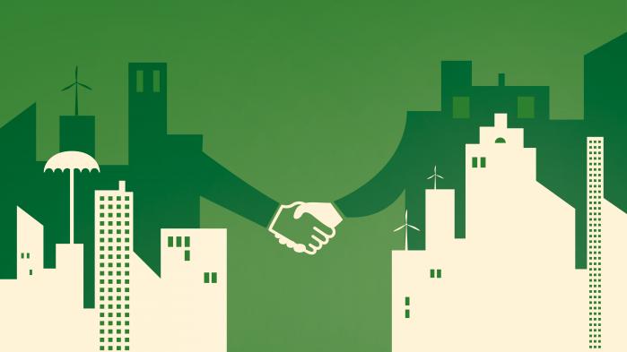 Verdens mange byer bidrager markant til udledningen af drivhusgasser. Men byerne kan også blive centrum for den grønne omstilling. Her er bedre mulighed for samarbejde og mindre fokus på egeninteresser end hos nationale regeringer, fortæller lektor Anders Blok i Informations klimapodcast 'Den grønne løsning'. København er et godt eksempel