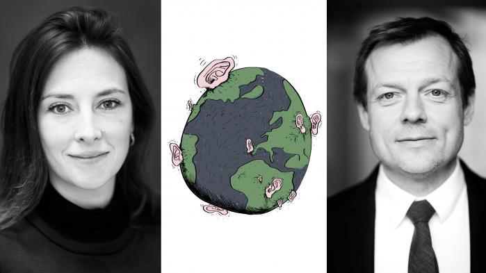 Europa er ved at finde en ny plads mellem USA og Kina i verden, forklarer EU-analytiker Ditte Brasso Sørensen i den første af fire specialudgaver af Radio Information, hvor Rune Lykkeberg er vært