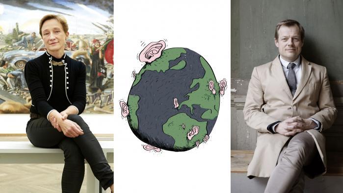 Fotos og tegninger: Jens Astrup, Mia Mottelson & Sigrid Nygaard