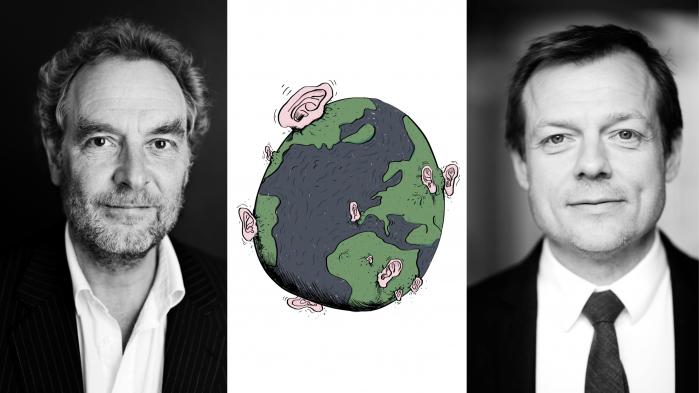 Jørgen Steen Nielsen forklarer hvorfor han ikke kan lade være med at være håbefuld i kampen mod klimaforandringerne i den fjerde specialudgave af Radio Information, hvor Rune Lykkeberg er vært