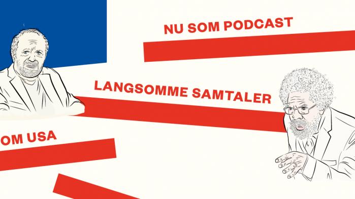 I en ny podcast interviewer Rune Lykkeberg  internationale tænkere op til det amerikanske præsidentvalg i 2020 – og tager sig god til det. Den første gæst er stjerneforskeren Robert Reich, der var arbejdsminister under Bill Clinton