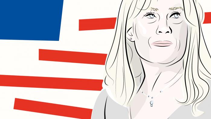Den amerikanske historier Sarah Churchwell forklarer i et interview med Rune Lykkeberg, hvorfor det, der sker i USA i disse dage er noget fuldstændigt nyt og aldeles skræmmende. Det er endnu et afsnit i podcastserien 'Langsomme samtaler om USA'