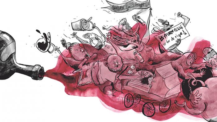 I sidste uge blev Politikens Ibyen-pris tildelt en ny hip bar og trendy restaurant. En kortlægning af de seneste års nominerede viser, at prisen er en indikator for, hvilke dele af København der står over for at blive gentrificeret. Men er det virkelig mikrobryggerierne og naturvinen, der presser de fattige ud af byen?