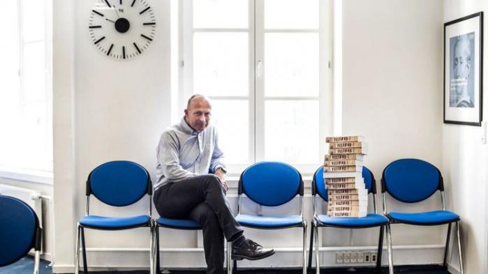 ... mener Cepos-direktør Martin Ågerup i en ny bog. Man kan jo så spekulere om forfatteren har været i Sovjetunionen