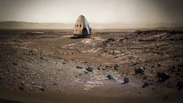 Rummet er blevet det nye statussymbol for den über-rige techelite. De kaster med håndtegn efter hinanden på twitter, mens de prøver at overgå hinanden i at erobre rummet mod destination Mars.