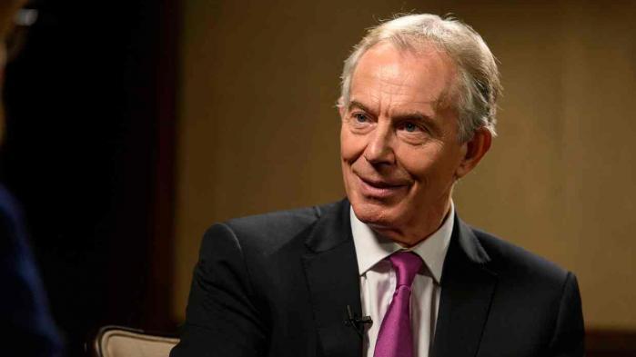Briterne skal have mulighed for at ændre mening om EU, efter konsekvenserne af brexit er kendt, siger Blair