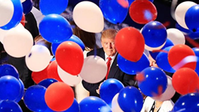 Republikanerne kunne tolerere det meste fra Donald Trump, men da han først blev en trussel mod en vælgergruppe partiet skulle bruge – de konservative kvinder – først da, sagde man fra