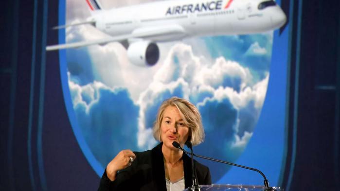 Air France-chef Anne Rigail erkender nu også at flyindustrien er en del af problemet – og har brug for at blive en del af løsningen