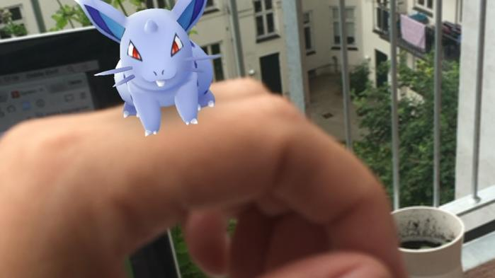 …Det handler om alt det Pokémon GO kan føre med sig.