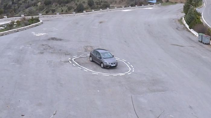 Mennesker: 1 - Selvkørende biler: 0