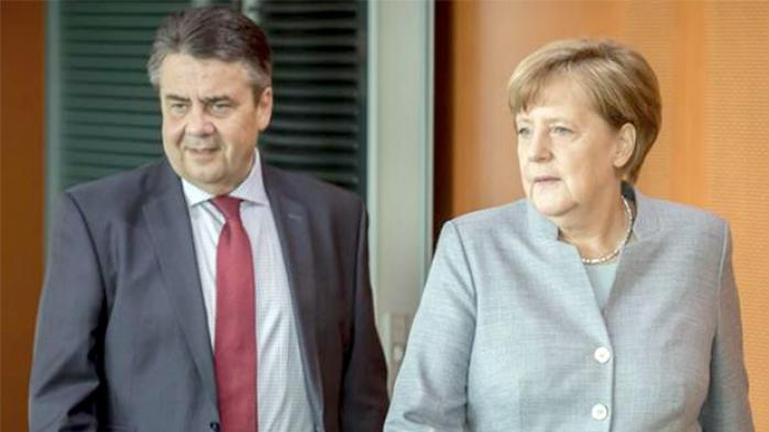 Tyskland: Trump svækker Vesten med sine handlinger