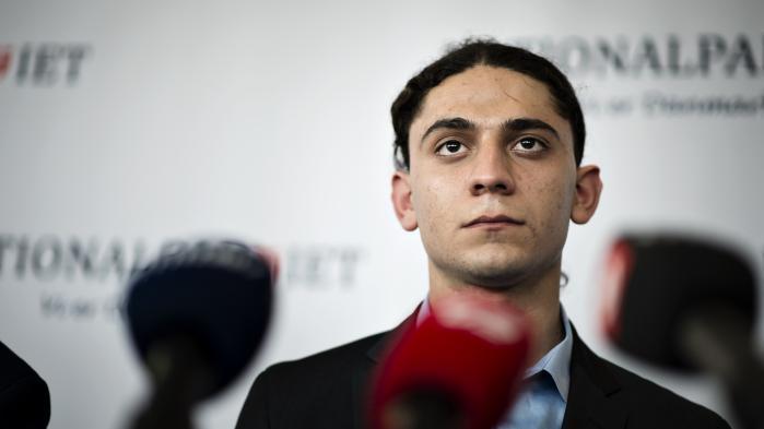 Yahya Hassan ekskluderet fra Nationalpartiet
