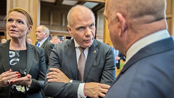 Søren Gade: Lækager i V skaber utryghed og mistillid