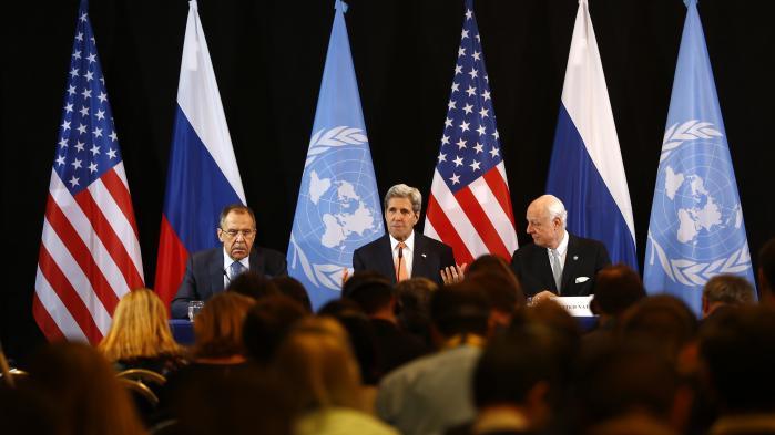 Stormagter er blevet enige om delvis syrisk våbenhvile