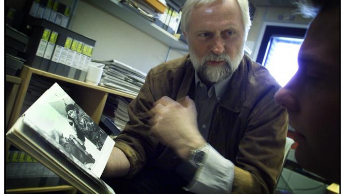 Tidligere DR-vært og korrespondent Jens Nauntofte er død