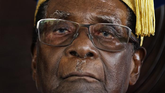 CNN: Mugabe accepterer afgang under fuld immunitet