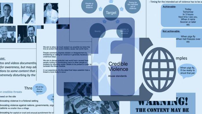 Intern manual afslører hvad der slettes fra Facebook