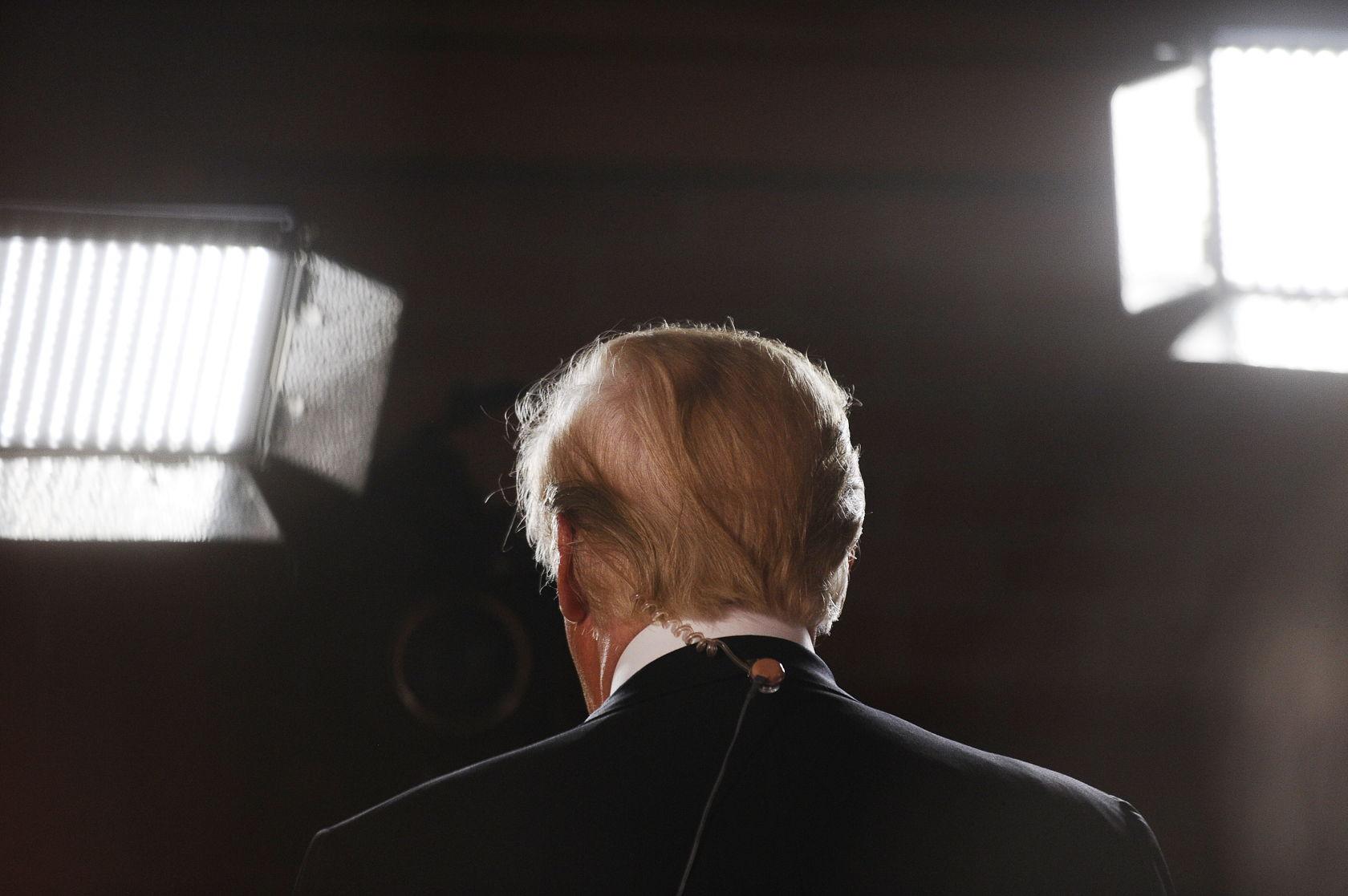 Donald Trump og udenrigspolitikken   Information