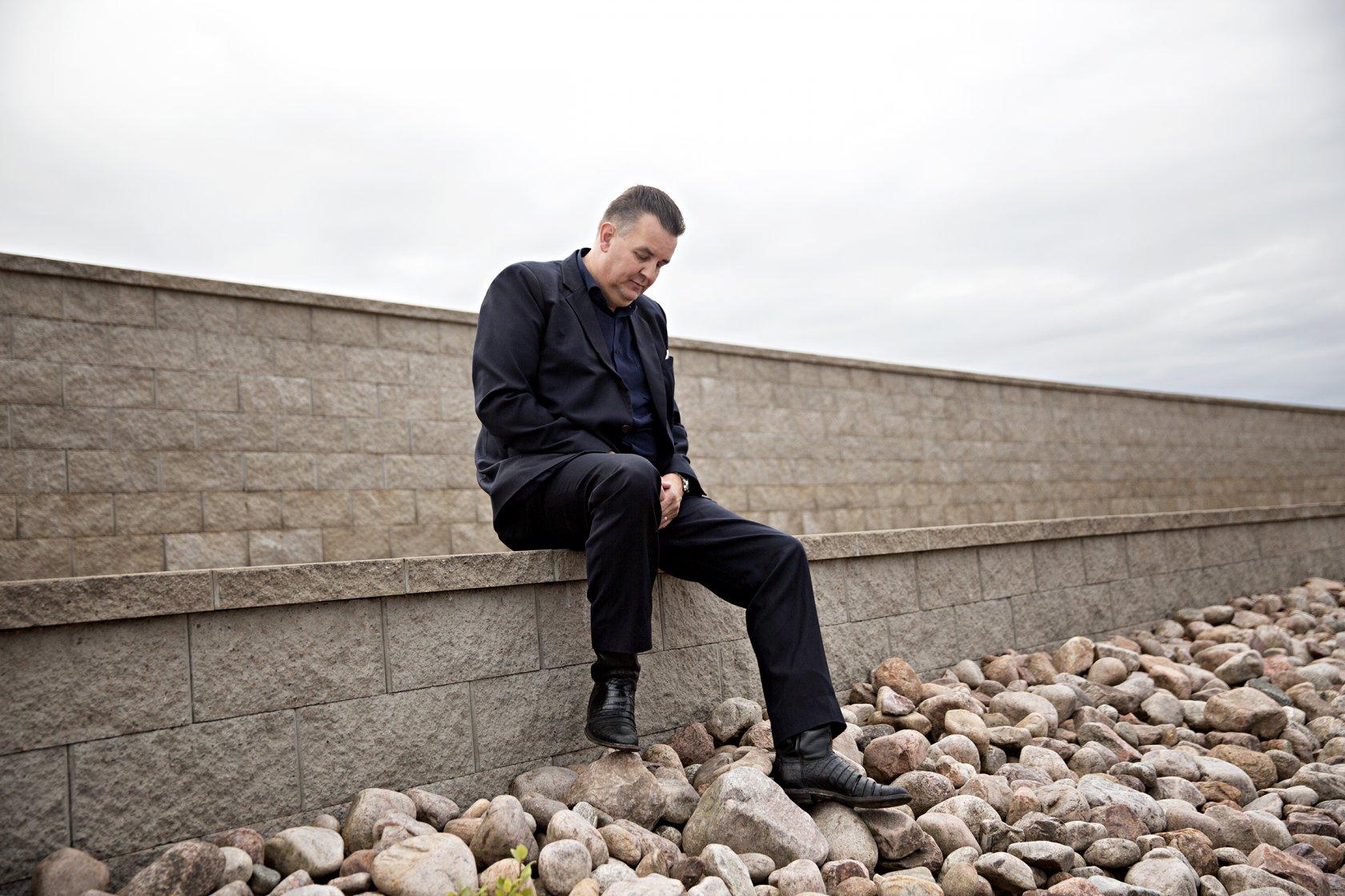 Drømmen om at bo bag mur og hegn er kommet til Skandinavien ...